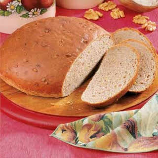 Nutty Whole Wheat Bread.