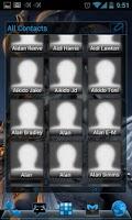 Screenshot of APW Theme SteelBlue - Free