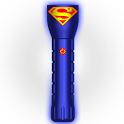 Flashlight Superman HD icon