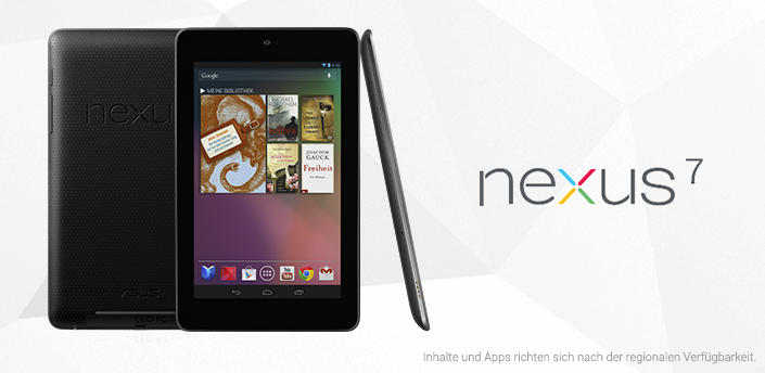 Nexus 7 (8 GB)
