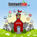 My HomeworkNOW & School Alerts logo