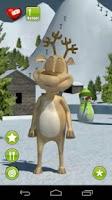 Screenshot of Talking Prancer Reindeer