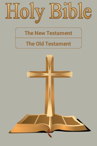 【免費書籍App】Holy Bible Testament-Free-APP點子