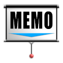 Open Notifications+MEMO logo
