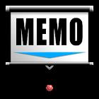 オープンステータスメモ icon