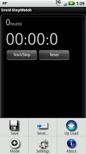 Stopwatch + - screenshot thumbnail