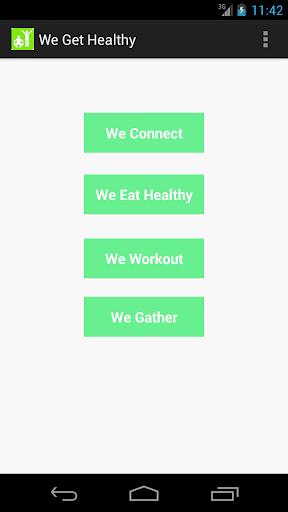 We Get Healthy