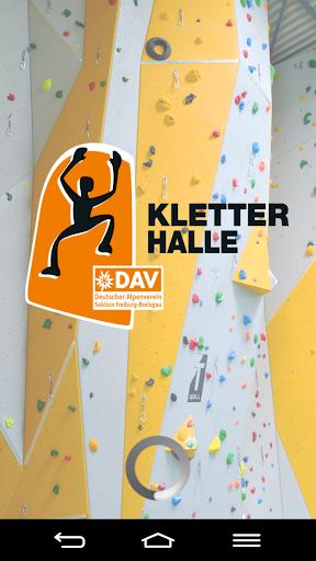 DAV Kletterzentrum-Freiburg