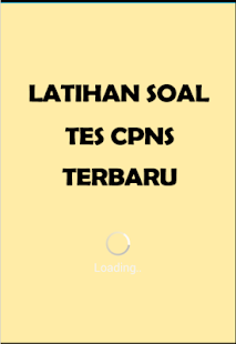 Latihan Soal Tes Cpns Terbaru Apk For Bluestacks Download Android Apk Games Amp Apps For Bluestacks
