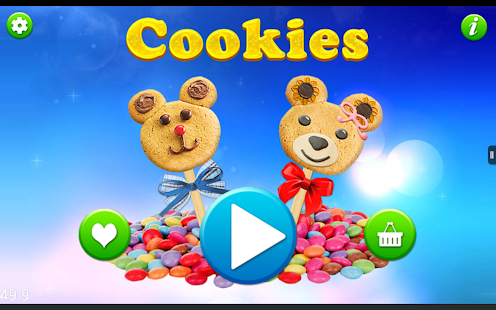 Cookie Mania - Cooking Game