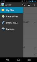 Screenshot of Synced Tool