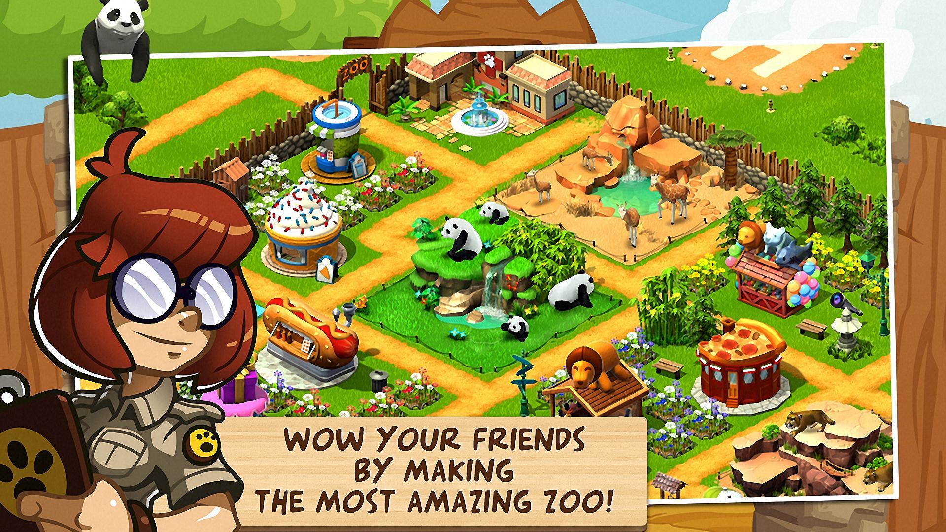 Wonder Zoo - Animal rescue ! screenshot #16