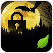 Halloween Moon Night GO Locker