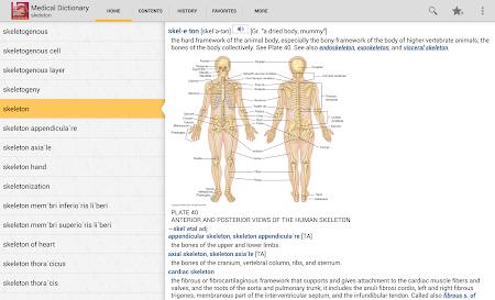 Dorland's Illustrated Medical 4.3.136 screenshot 75897