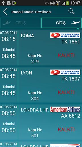 免費下載旅遊APP|Hava Yolları ve Uçuş Bilgileri app開箱文|APP開箱王