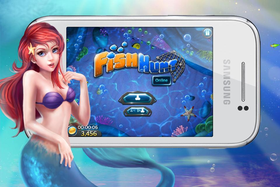 Ban ca san thuong tro choi game an xu loc vang for android apk.