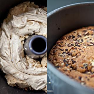 Cocoa Nib Coffee Cake