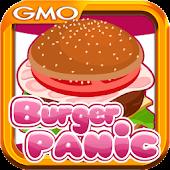 Burger PANIC APK for Bluestacks