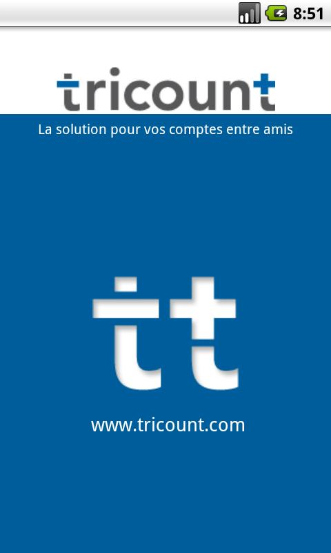 Tricount - Group Expense & IOU - screenshot