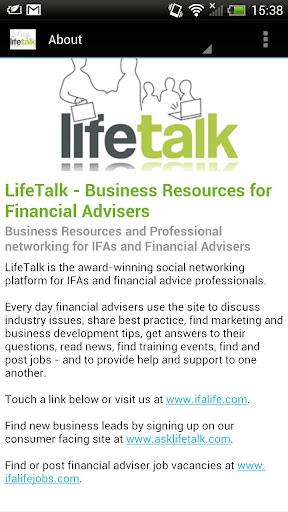 Adviser LifeTalk
