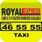 ROYAL EXPRESS CARS icon