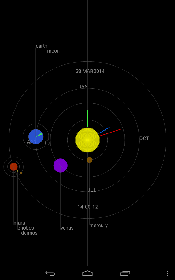 FREE Astro Clock LWP - Android Apps on Google Play