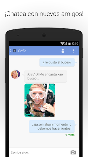 MeetMe - ¡Chatea y conoce gente nueva en vivo! screenshot