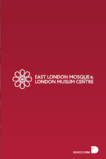 East London Mosque App- screenshot thumbnail
