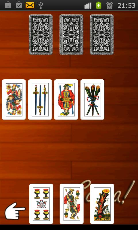 Scopa! Free - screenshot