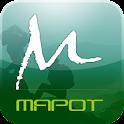 맵팟 마운틴 등산지도 logo