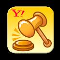 ヤフオク! ~入札無料!日本最大級のネットオークション~ logo