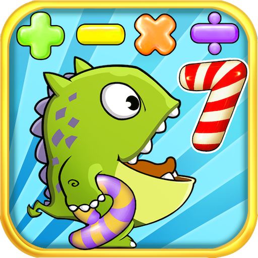 糖果怪兽学数学 拼字 App LOGO-硬是要APP