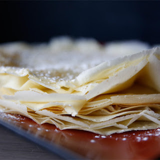 Quick & Easy Crepes.