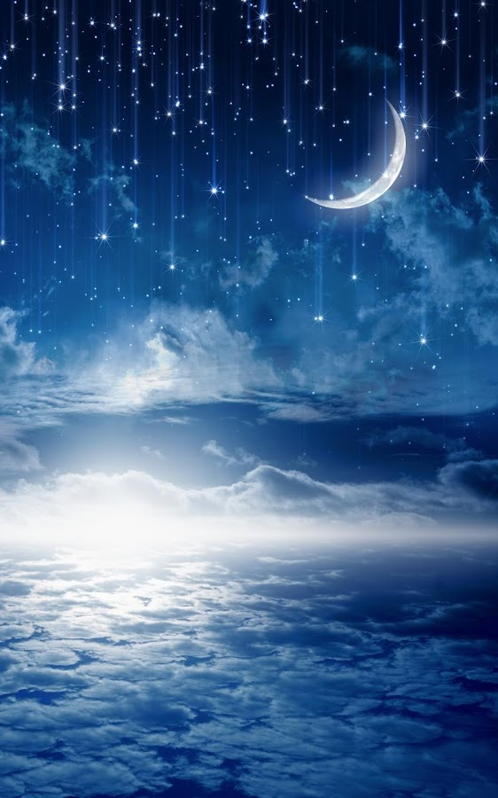 Night Sky Live Wallpaper - Android Apps on Google Play