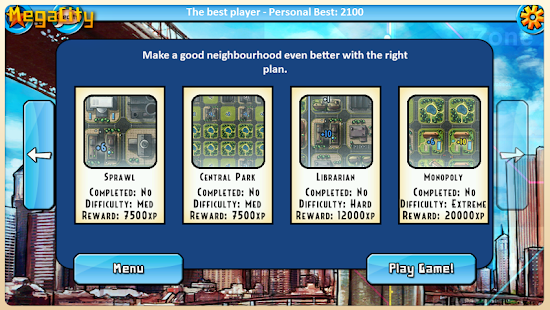MegaCity Screenshot 7