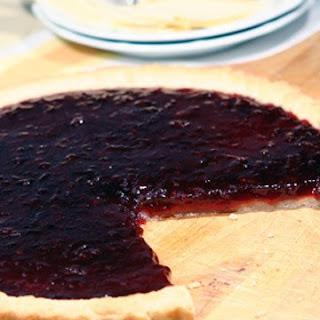 Cherry Jam Tart
