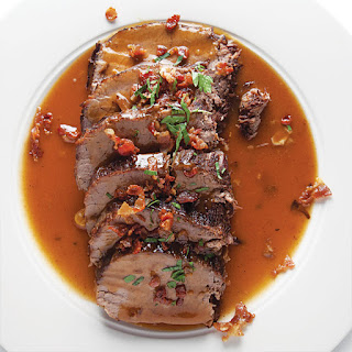 Sauerbraten (German Pot Roast).