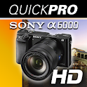 Sony a6000 QuickPro icon