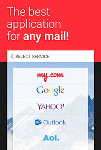 myMail—Free Email Application Screenshot 13