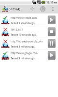 Screenshot of Net Whacker