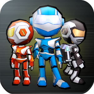 Robot Bros Deluxe for PC and MAC