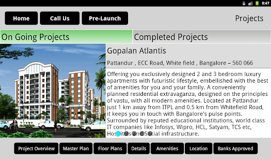 Gopalan Enterprises- screenshot thumbnail