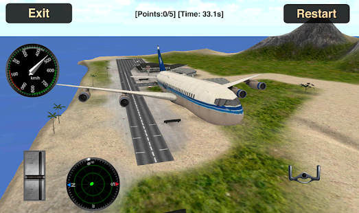 Flight-Simulator-Fly-Plane-3D 8