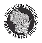 Logo of New Glarus 20 Anniversary Strong Ale