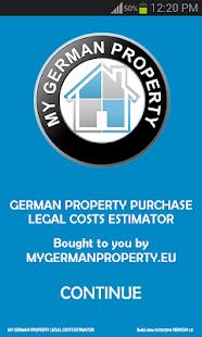 German property tax calculator