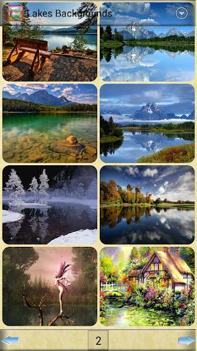 【免費娛樂App】湖區背景-APP點子