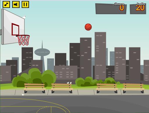basketball outdoor 1.0.7 screenshots 1