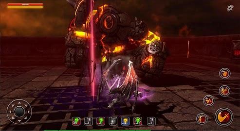 Blood Sword THD Screenshot 1