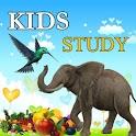 Kidz study&Animal,Bird Sounds icon