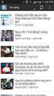 Doc Bao Moi 24h - Tin Tuc Nong